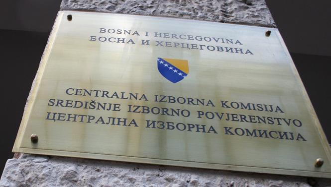 Provjerite status  prijave za glasanje u oktobru 2018 van BiH